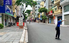 Hà Nội triển khai tiêm vắc xin tại các trung tâm y tế quận, huyện