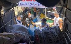Nhật ký trong khu cách ly: Những chuyến xe chung sức chung lòng của người Việt