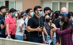 'Biển người' chờ xét nghiệm, tiêm vắc xin, Hà Nội hỏa tốc yêu cầu tuân thủ phòng dịch