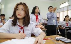 Tuyển sinh lớp 10 tại TP.HCM: Cần quyết sớm để giải tỏa áp lực