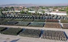 Lo tình hình Afghanistan căng thẳng, Tajikistan tập trận quân sự lớn nhất
