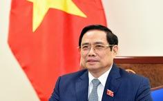 Thủ tướng đề nghị Hàn Quốc tiếp tục hỗ trợ Việt Nam nhận vắc xin qua COVAX