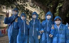 80 người dân Quảng Nam về đến Tam Kỳ lúc rạng sáng