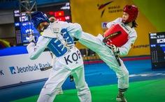 Taekwondo Việt Nam hướng đến huy chương Olympic