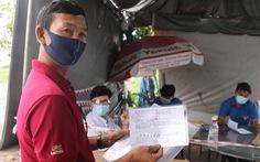 Chủ tịch Kiên Giang chỉ đạo lưu thông hàng hóa không cần đúng danh mục