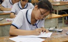 Xét tuyển vào lớp 10 tại TP.HCM: Ngày 8-8 sẽ công bố điểm để học sinh kiểm dò