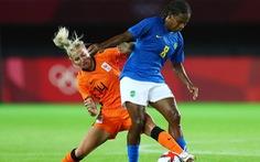 Bóng đá nữ Olympic Tokyo: Hà Lan và Brazil rượt đuổi nghẹt thở, Mỹ có thắng lợi đầu tiên