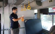 TP.HCM dùng xe buýt Hợp tác xã vận tải 19-5 để chuyển người bệnh COVID-19