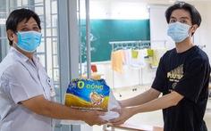 'Siêu thị 0 đồng', 'Giỏ quà tình nghĩa' cùng sinh viên đi qua lúc khó!