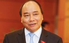Giới thiệu ông Nguyễn Xuân Phúc để Quốc hội khóa XV bầu làm Chủ tịch nước