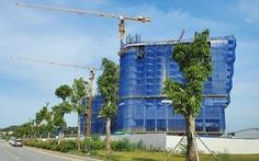 Loạt công trình trong dự án tỉ đô tại Hải Phòng xây dựng khi chưa được cấp phép