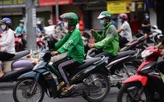 Hà Nội cấm shipper công nghệ giao hàng và chở khách, Grab phản ứng