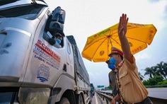 Hai cha con tài xế container chở nông sản từ Phú Yên ra Lạng Sơn, mắc COVID-19