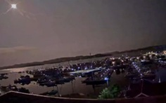 Thiên thạch 'lớn bất thường' thắp sáng bầu trời Na Uy