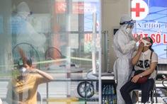 Bệnh viện Phổi Hà Nội cấp tốc xét nghiệm COVID-19 cho toàn bộ nhân viên