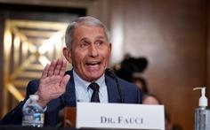 Nhà dịch tễ học Fauci cảnh báo Mỹ đang 'đi sai hướng'