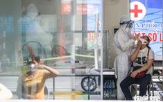 Thông báo tìm người đến Bệnh viện Phổi Hà Nội từ ngày 6 đến 25-7