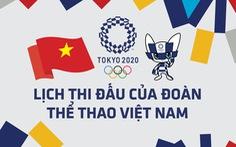 Lịch thi đấu ngày 26-7 của đoàn thể thao Việt Nam tại Olympic 2020: Ánh Viên thi đấu