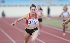 Quách Thị Lan được thưởng 60 triệu đồng nếu vào chung kết 400m rào tại Olympic Tokyo 2020