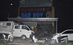 Khởi tố vụ án tàng trữ, mua bán ma túy tại karaoke Bad Boy