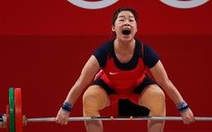 Cập nhật Olympic 2020: Tổng cử 208 kg, Hoàng Thị Duyên không có huy chương