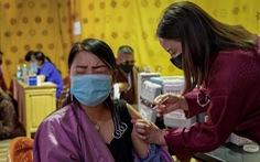 Bhutan tiêm mũi vắc xin thứ 2 cho gần hết dân số trưởng thành chỉ trong 1 tuần