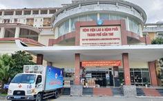 Kết quả xét nghiệm mới có 6 nhân viên y tế Bệnh viện Đa khoa Cần Thơ âm tính với SARS-CoV-2