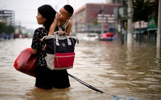 Trung Quốc ra thông báo khẩn cấp về đối phó thời tiết cực đoan