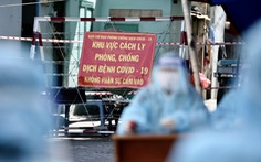 TP.HCM yêu cầu xử lý nghiêm người vi phạm phòng, chống dịch tại khu phong tỏa