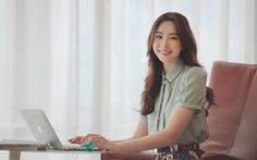 Hoa hậu Thu Thảo khuyến khích '2 giảm - 2 tăng' để tránh mỏi mắt kỹ thuật số
