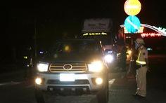 Bình Phước yêu cầu người dân không ra đường từ 18h hôm trước đến 6h hôm sau