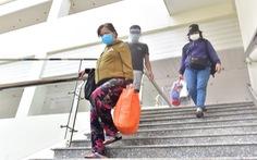 Tròn 1 tháng, Bệnh viện dã chiến số 1 TP.HCM đã cho 5.000 bệnh nhân xuất viện