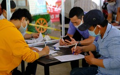 Đà Lạt đón người dân về từ vùng dịch TP.HCM, Bình Dương và Đồng Nai