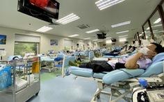 Hội thanh niên vận động hiến máu Hà Nội kêu gọi cộng đồng cùng tham gia