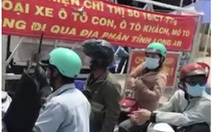 Hơn 300 người tụ tập ở chốt cửa ngõ Long An đã được đưa về quê