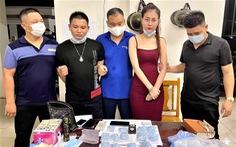 'Hot girl' 22 tuổi trốn truy nã từ Hưng Yên lên Bắc Giang bán ma túy