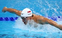 Joseph Schooling gây thất vọng khi bị loại sớm ở nội dung từng giành HCV Olympic