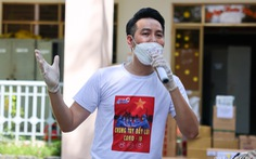 Nguyễn Phi Hùng gieo năng lượng tích cực, niềm tin chống dịch qua âm nhạc