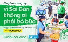 'Sài Gòn ơi, đừng bỏ bữa' chung tay giúp đỡ người khó khăn