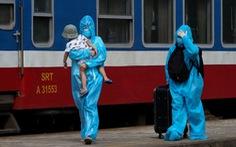 384 người Quảng Trị đã được hồi hương trên 'chuyến tàu yêu thương'