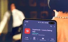 Google Play cấm ứng dụng hẹn hò 'sugar daddy'