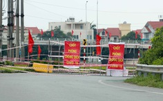 Ba huyện thị ở Bắc Ninh kết thúc giãn cách xã hội, buôn bán vỉa hè vẫn bị cấm