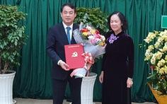 Ông Nghiêm Xuân Thành làm bí thư Tỉnh ủy Hậu Giang