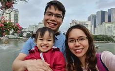 Vợ chồng 'tranh nhau' vào Nam chống dịch: 'Mình cùng đi được không?'