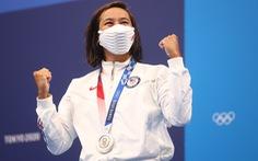 Erica Sullivan tập ở hồ đầy phân vịt để giành HCB Olympic Tokyo