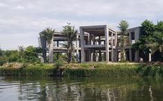 Thừa Thiên Huế xem xét thu hồi đất của công trình phá vỡ cảnh quan sông Hương