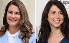 Hai nữ tỉ phú ủng hộ 40 triệu USD thúc đẩy bình đẳng giới