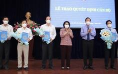 Ông Nguyễn Hồ Hải kiêm nhiệm phó chủ tịch không chuyên trách Ủy ban MTTQ Việt Nam TP