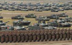 Nga, Trung tập trận chung quy mô lớn gửi thông điệp đến Mỹ