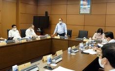 Đoàn TP.HCM không tiếp xúc cử tri sau kỳ họp Quốc hội khóa XV vì giãn cách xã hội